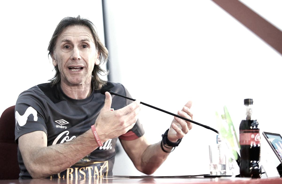 Perú presenta su lista preliminar para la Copa del Mundo