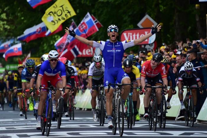 Tour de France 2017, 2° tappa: Kittel si impone in volata
