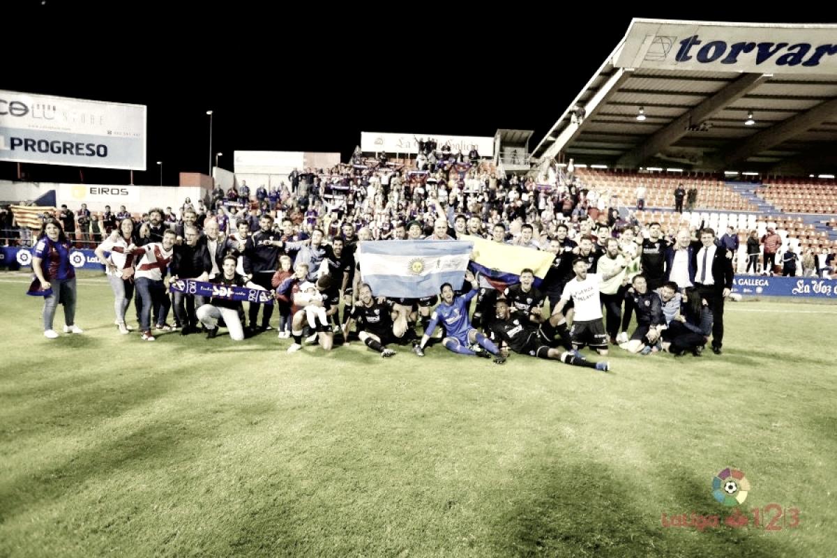 Resumen de la temporada 2017/2018: SD Huesca, el ascenso soñado