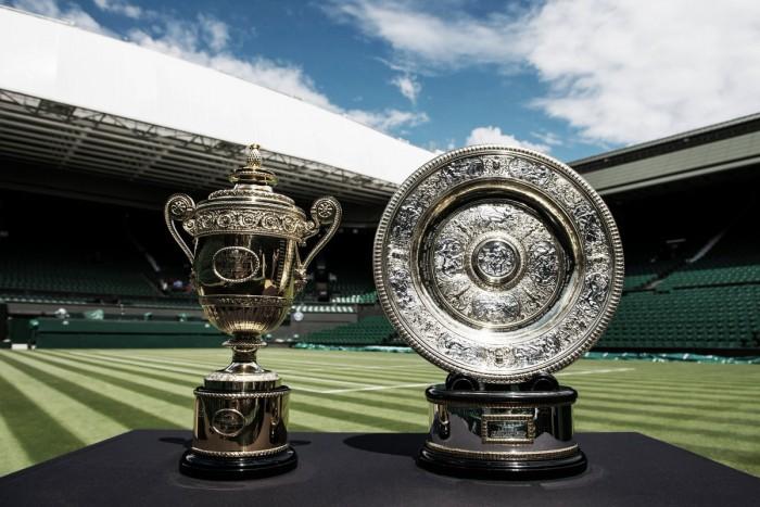 Il gioco delle teste di serie a Wimbledon