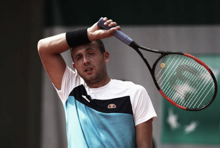 British tennis player Dan Evans announces positive test for Cocaine