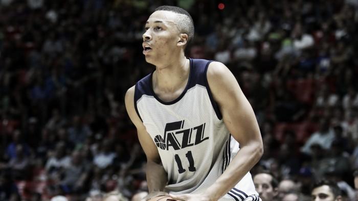 NBA, stagione a rischio per Dante Exum degli Utah Jazz