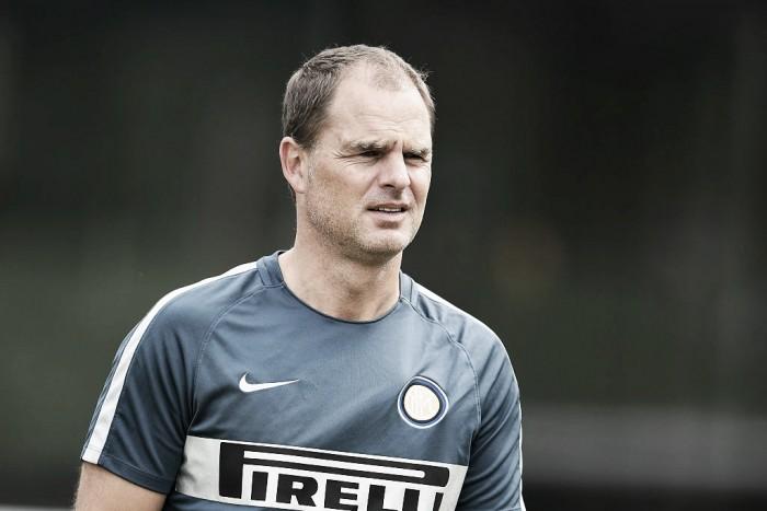 """Inter, parla l'agente di De Boer: """"C'era un progetto, ma qualche giocatore remava contro"""""""