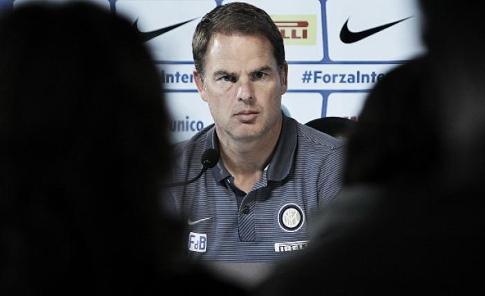 De Boer demitido: Internazionale faz mais uma vítima da 'síndrome pós-Mourinho'