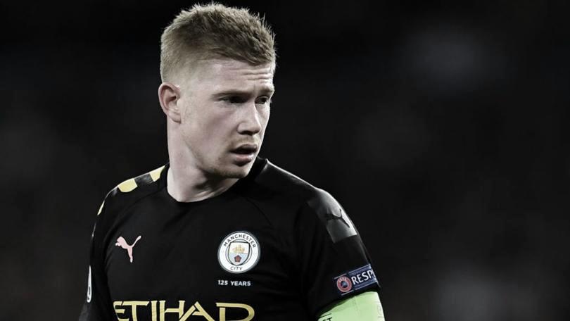 De Bruyne aguarda resultado do recurso pedido pelo Manchester City para definir futuro