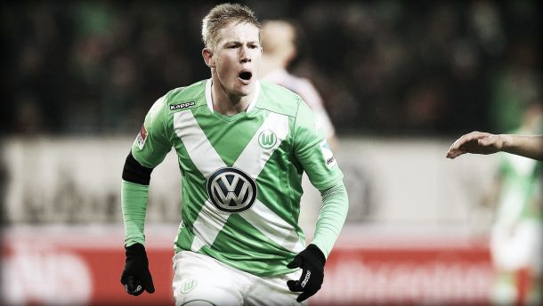 PSG in discussions over De Bruyne
