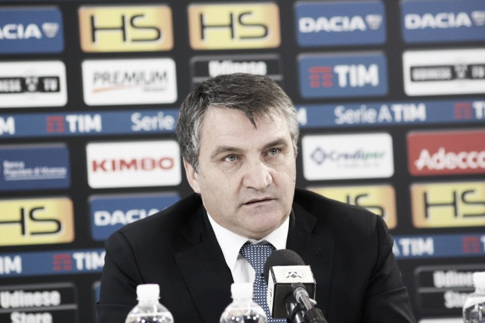 """De Canio: """"Contro la Fiorentina dobbiamo essere aggressivi e attenti"""""""