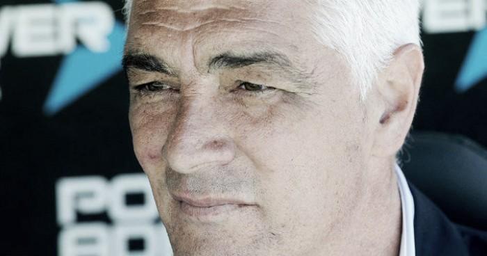 """De Felippe: """"Si tenemos otro penal, lo volverá a patear Nasuti"""""""
