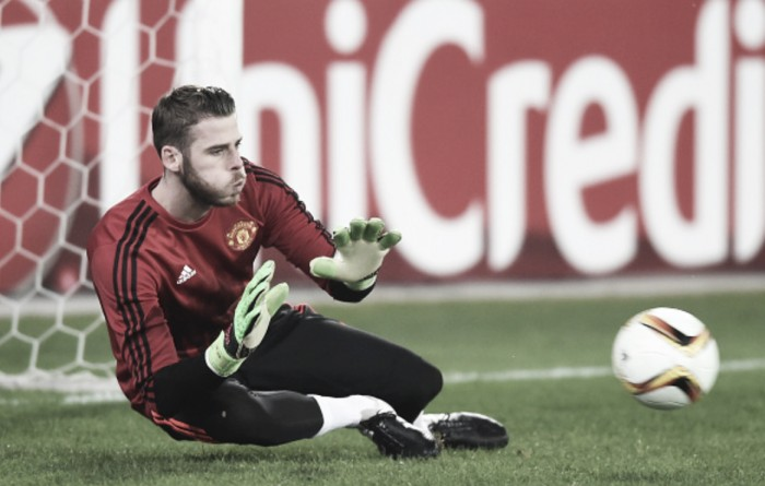 "David de Gea set to miss ""a few days"" with knee injury"