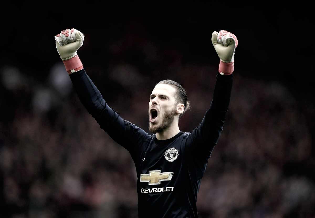 "David De Gea gana su primer ""Golden Glove"""