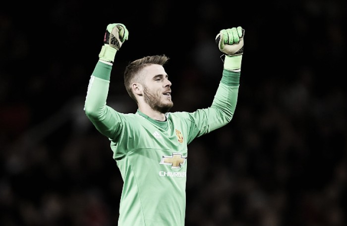 David de Gea named Manchester United Player of the Year