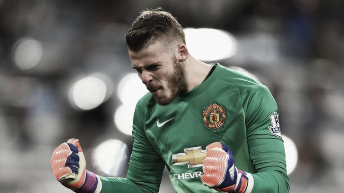 Five of the best from De Gea at Manchester United