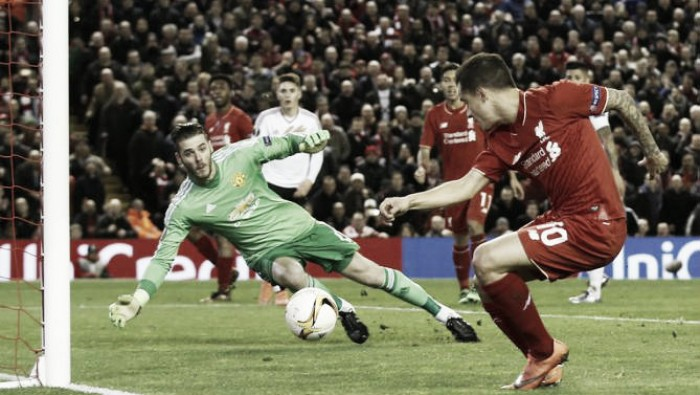 De Gea receives plenty of praise after brilliant Liverpool performance