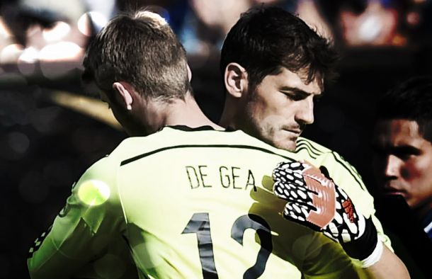Real Madrid: 50 milhões para David De Gea substituir Iker Casillas