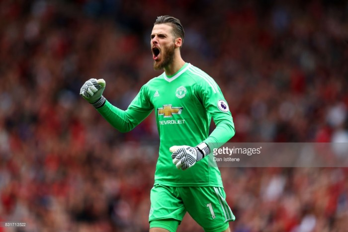 "It's a ""dream"" to play for Manchester United, claims David de Gea"