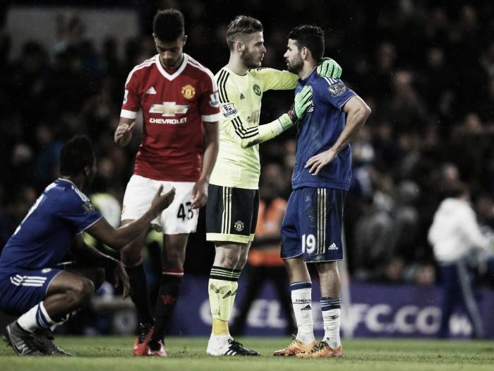 Wayne Rooney praises David de Gea after Chelsea heroics