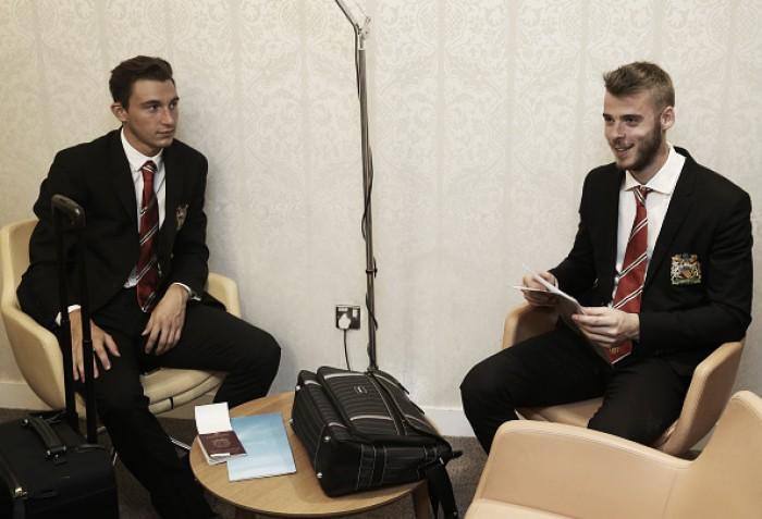 Italy goalkeeper Buffon better than De Gea, claims Darmian