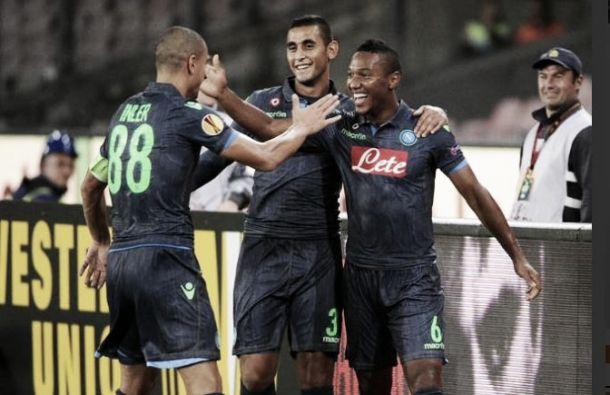 Napoli verso il Cagliaricon il dubbio Mertens