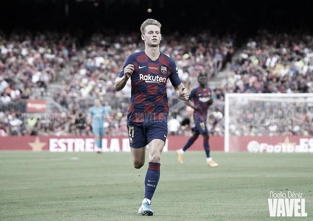 El Barça vuelve a sonreír antes de la Champions League