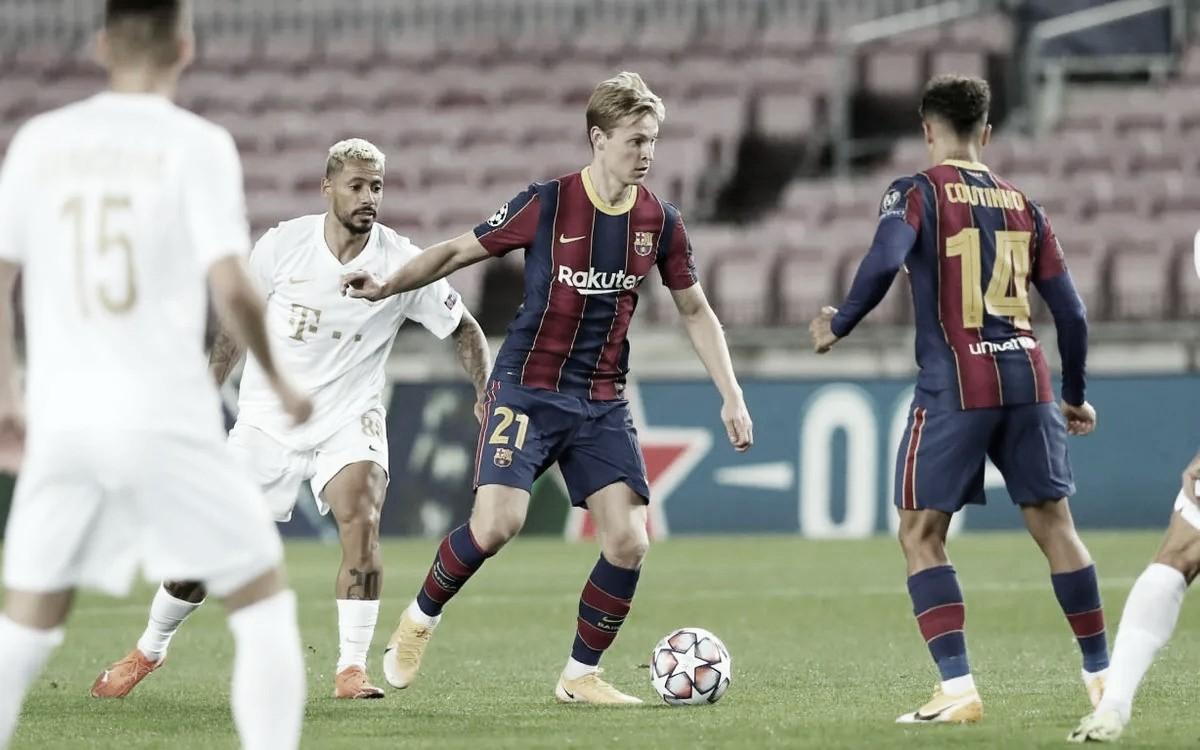 Gols e melhores momentos de Ferencváros 0 x 3 Barcelona pela UEFA Champions League