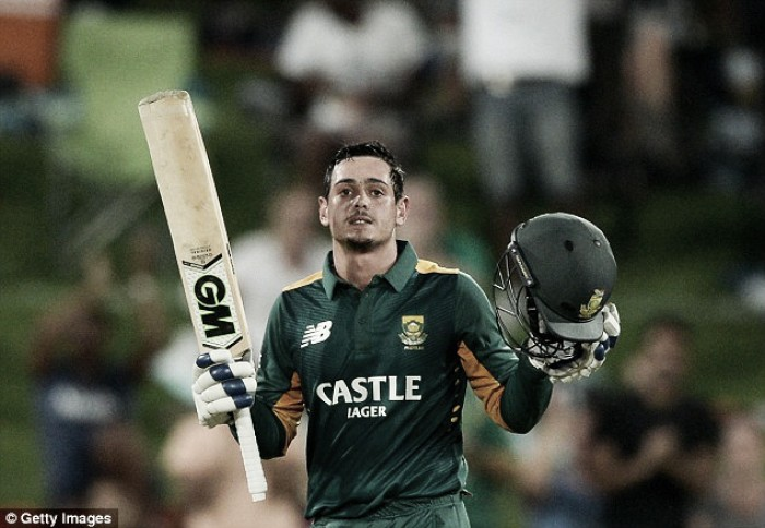 South Africa vs England 3rd ODI: Proteas win easily as De Kock and Amla grab hundreds