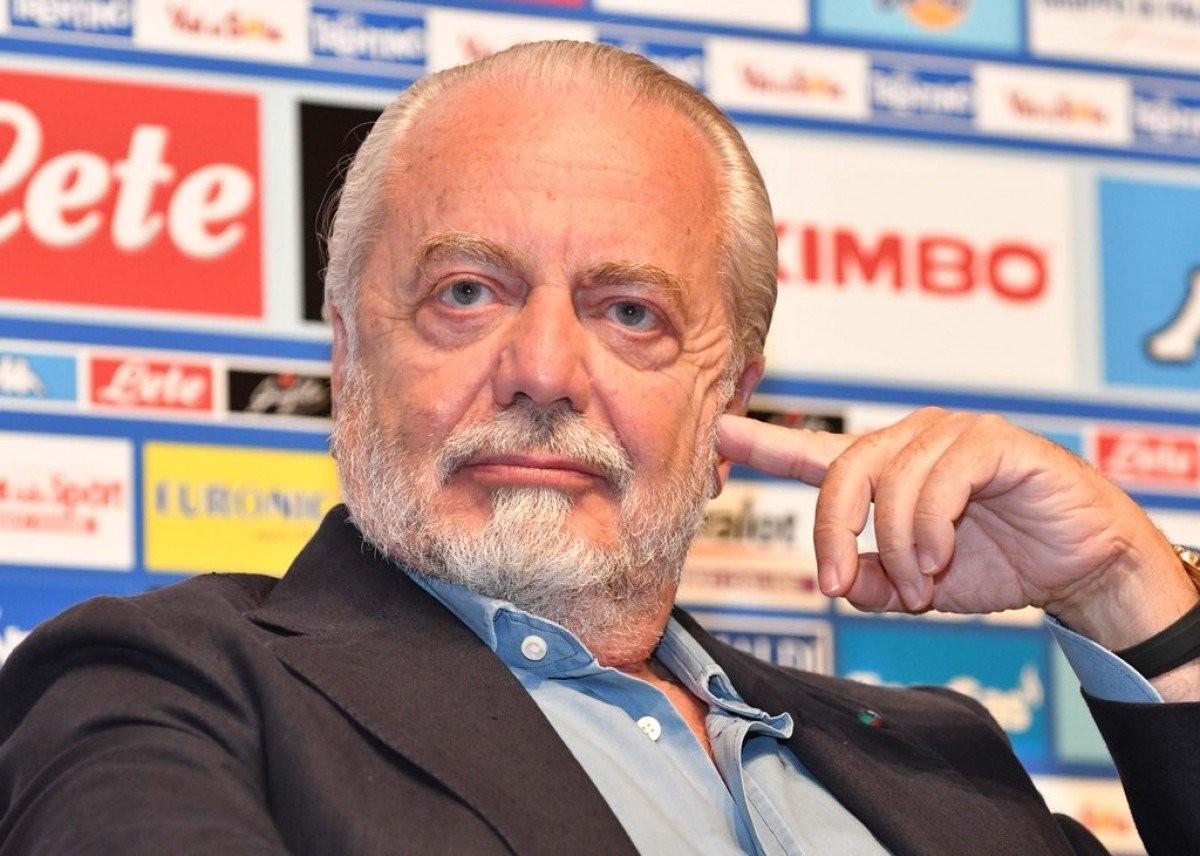 """Napoli - De Laurentiis: """"CR7 operazione rischiosa, con Sarri abbiamo fatto un accordo"""""""