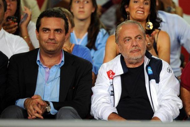 Napoli, ennesimo scontro De Laurentiis - De Magistris per lo Stadio San Paolo