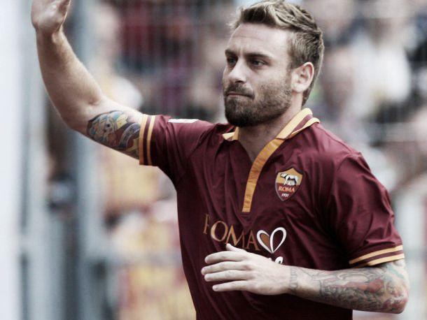 """De Rossi: """"Juve ovviamente favorita, milanesi rinforzate. Attenzione al Napoli di Sarri"""""""