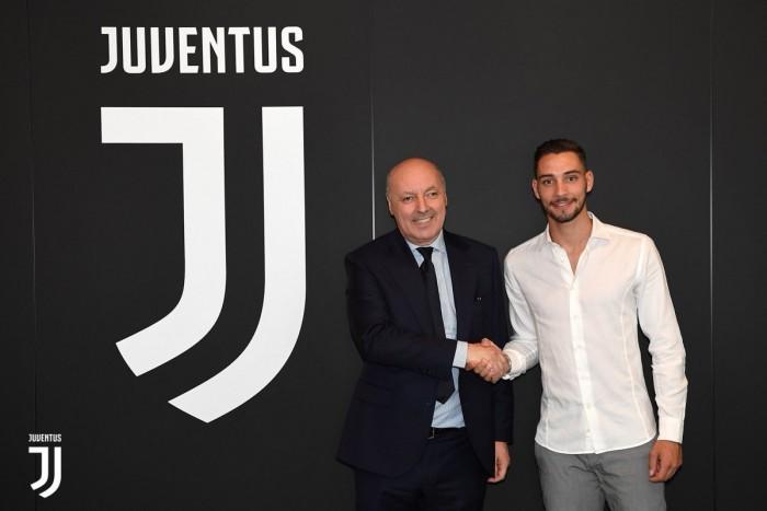 """Juventus, De Sciglio: """"Qui per Allegri e perchè la squadra è top"""""""