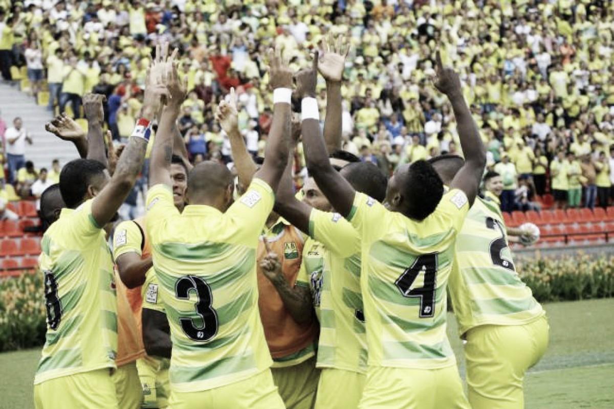 A Leones se le escaparon dos puntos en Bucaramanga