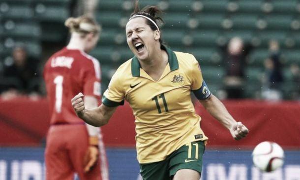 Australia 1-1 Sweden: De Vanna strike secures last 16 passage for Matilda's