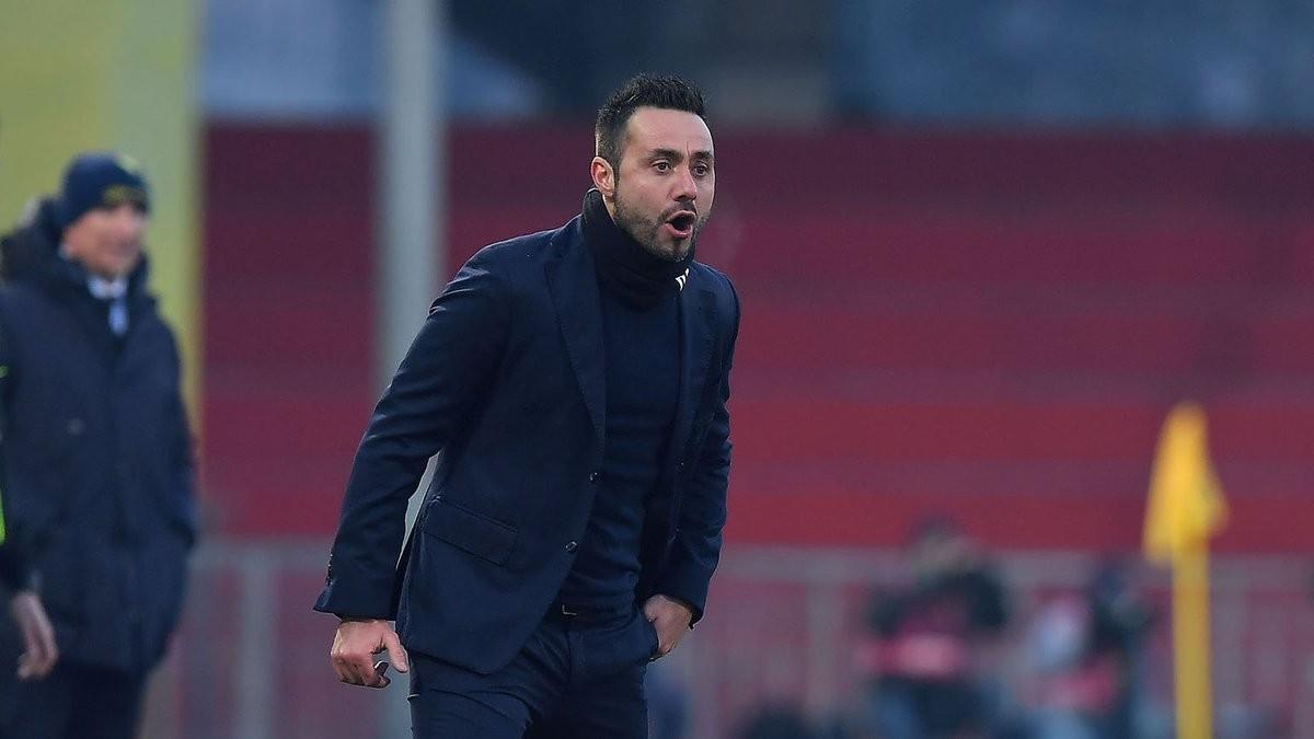 Serie A - Ufficiale: Roberto De Zerbi al Sassuolo
