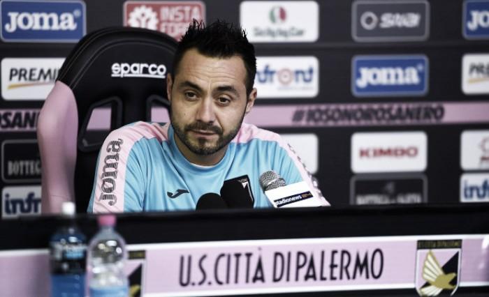 """Palermo, De Zerbi in conferenza: """"Contro la Roma voglio una partita propositiva"""""""