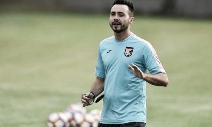 """Palermo, De Zerbi alla de Boer: """"Non temo l'esonero, sono qui per lavorare"""""""