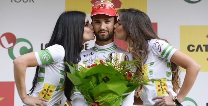 Volta a Catalunya, 2° tappa: Bouhanni senza rivali