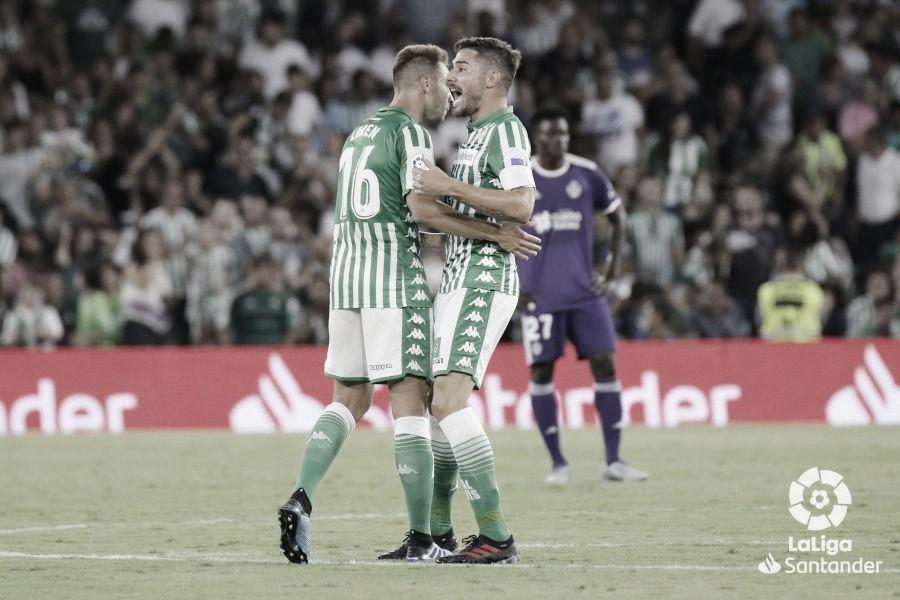 """Javi García: """"Cuando pasen unos días sacaremos cosas positivas del partido"""""""