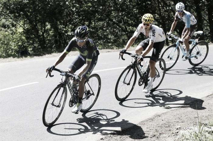 Tour de Francia: Nairo se desinfló en la etapa 15; Rigoberto Urán busca el podio
