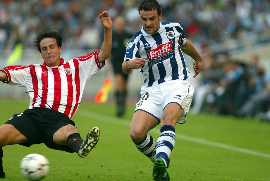 Serial Real Sociedad-Athletic de Bilbao en Liga: 2002/2003. La llave que abrió el cajón de los sueños