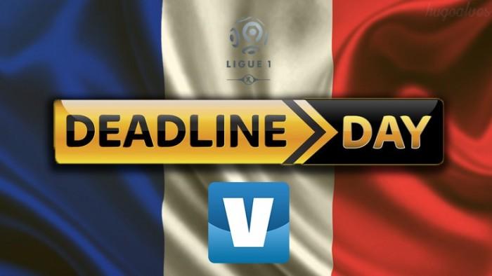 Deadline Day:Resumo das negociações envolvendo equipes do futebol francês