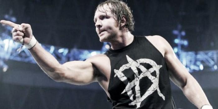 Dean Ambrose, el lúnatico de la WWE