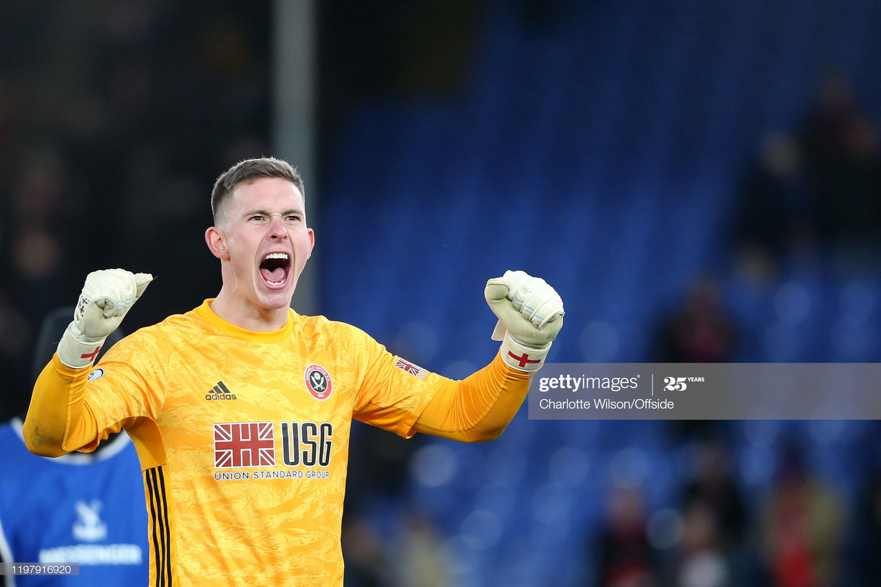Dean Henderson: Manchester United's new number one?