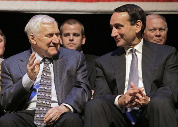 Former North Carolina Coach Dean Smith Dies At Age 83