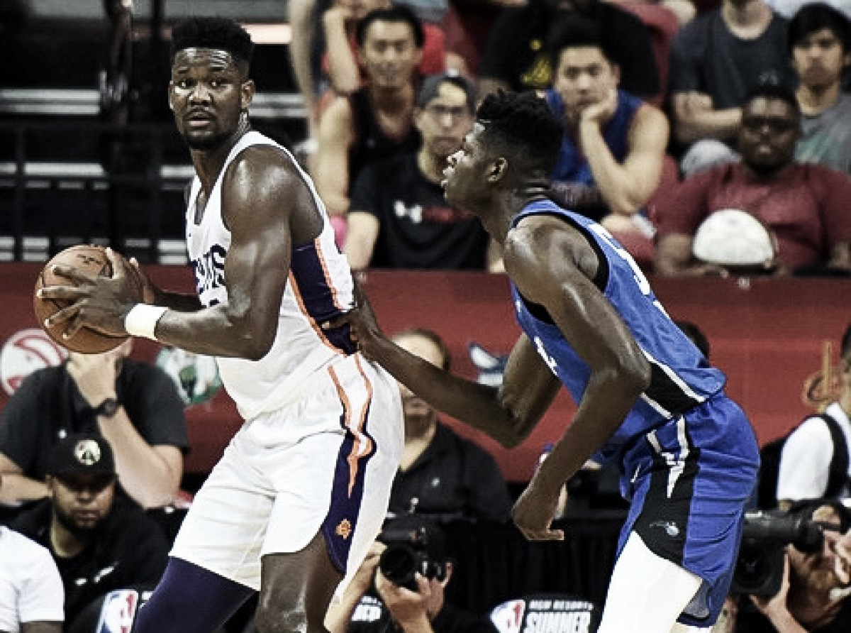 be2086921 Google News - Rookie Knox heats up NBA Summer League - Overview