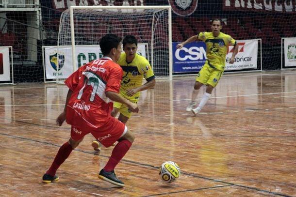 El fútbol sala llora el fallecimiento de Cassiano