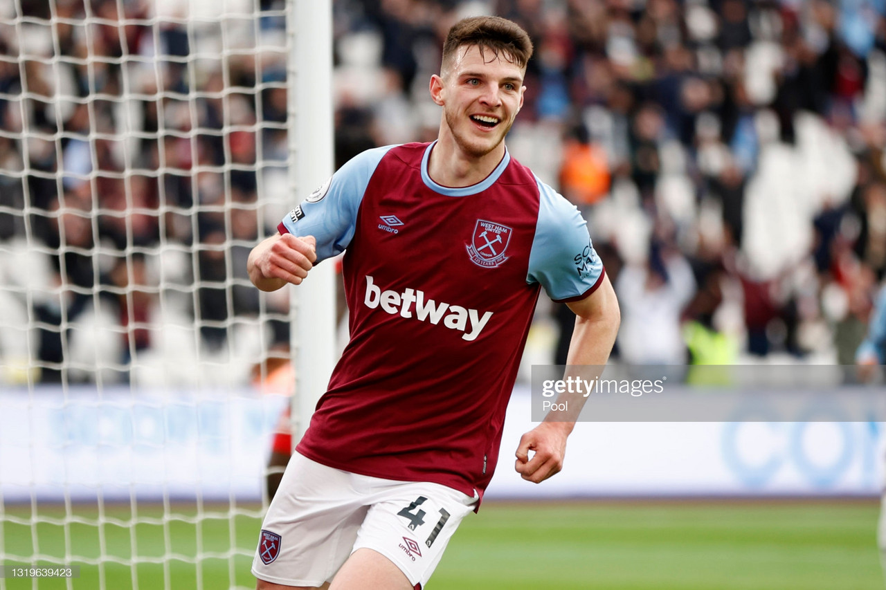 Identifying a Declan Rice replacement