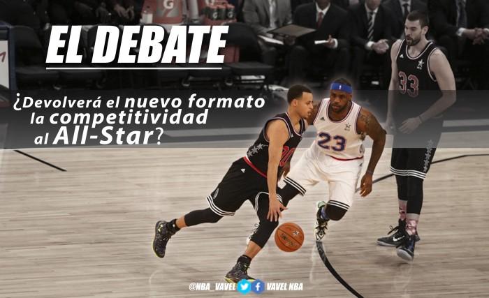 El debate: ¿devolverá el nuevo formato la competitividad al All-Star?