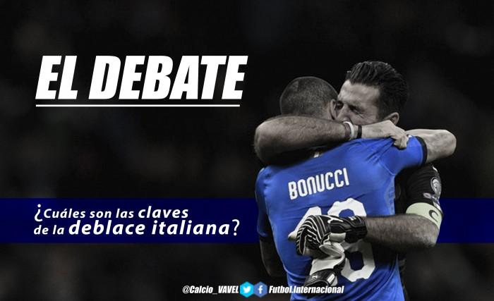 El debate: ¿cuáles son las causas de la debacle italiana?