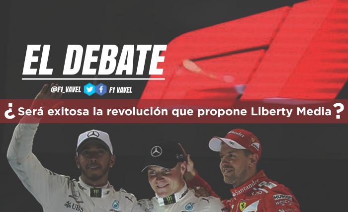 El debate: ¿será exitosa la revolución que propone Liberty Media?