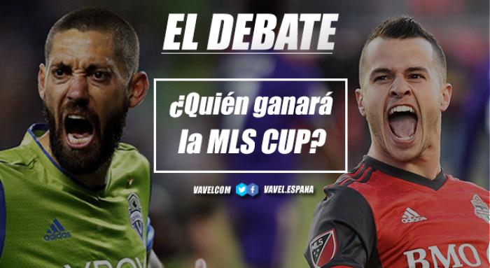 El debate: ¿quién ganará la MLS Cup?