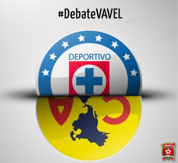 Sintoniza el #DebateVAVEL del Cruz Azul - América